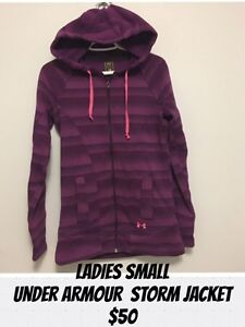 Ladies Small Under Armour Storm Fall Jacket