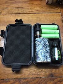 Vape Travel Case