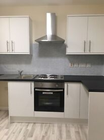 BRAND NEW 1 BED STUDIO FLAT PART FURNISHED, QUEENS ROAD, CLARENDON PARK, £600 pcm