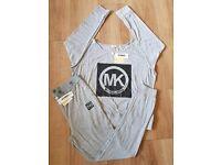 Grey MK Pjs BRAND NEW IN BOX Selfridges