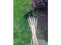 Chimney rods
