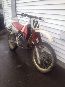 1986 yz 250 2 stroke looking to trade