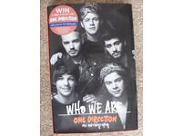 One Direction Books - All in very good condition - £6 each or all for £15