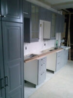 !!! IKEA KITCHEN CABINETS INSTALLATION AND MORE