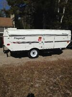 2007 Flagstaff Forest River Camping Trailer