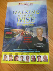"""WALKING with the WISE ENTREPRENEUR""..A BOOK WORTH READING"