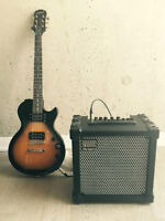 Roland Cube 20XL 24W Amp. (GREAT condition)