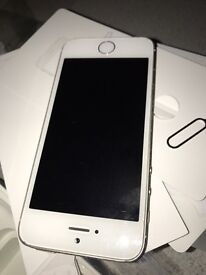 iPhone 5s unlocked 16gb works perfect. O.N.O