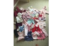 Girls 0-3 clothes bundle