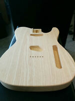 TBAO Ash Replacement Body for Telecaster ®