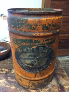 Rare Marlene 4 gal pail and more