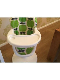 Cosatto 3 sixtie high chair. £45