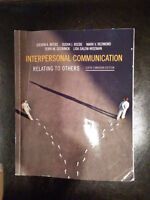 Textbooks-Interpersonal Communication-Relating to Others