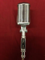 Astatic77 Mic and Sovereign Guitar Available by Online Auction