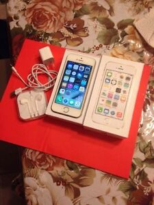 iPhone 5S 16go gold
