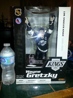 12 INCH WAYNE GRETZKY BRAND NEW IN THE BOX NEVER OPENED!!!