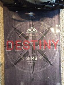 Sims Destiny Snowboard w/FireFly A7 Bindings
