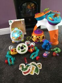 Toy bundle. Pram toy. Cot mobile