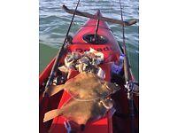 6 mouths old Dorado kayak