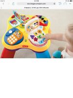 BRAND NEW FISHER PRICE LAUGH AND LEARN TABLE