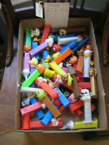 PEZ FROM $2.00 TO $5.00 EACH