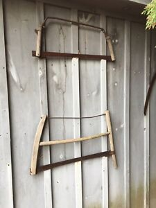 Antique Tools,Saws,Wine Press,Sickles,Sleigh,More
