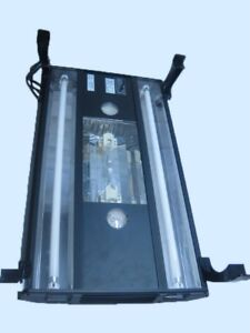 "24"" Cadlight HQI 2x24 T5 and 150w MH fixture"