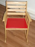 Chaise Bercante de Ikea