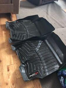 Tapis de protection moulé pour Ford Escape