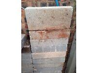 23 concrete blocks