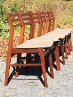 We BUY Teak Mid-Century