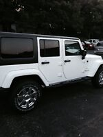 Jeep three piece Freedom hardtop