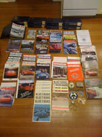 Complete Collection of Corvette News Magazines 1961 - 1984 & Blu
