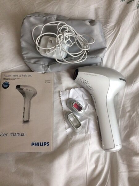 Lumea Precision Plus SC2006in GloucestershireGumtree - Intense Pulse Light hair removal. Hardly used. Bought for over £400 so selling reluctantly. Very effective. Lasting results