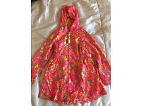 Oilily jacket, age 8