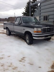 1996 Ford F-150 4x4