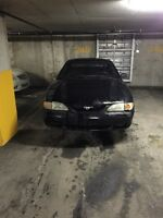 1995 Ford Mustang Coupe V6 Manual