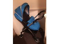 silver cross pushchair to sell