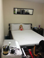 Share a 2 bedroom bsmt apt in Erin Mills/ Eglinton avail May 1