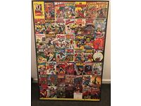 70 years of marvel comics picture