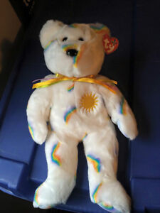 Cheery the sunshine bear Ty Beanie Buddy stuffed animal Kitchener / Waterloo Kitchener Area image 2
