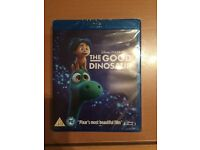 Disney Pixars The Good Dinosaur Bluray