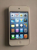 Ipod Touch 4 juste 45$ *OFFRE A SAISIR*