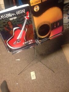 Yamaha acoustic guitar and accessories  Cambridge Kitchener Area image 8