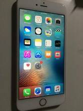 5mth old iPhone 6s Plus 64GB ROSE GOLD Victoria Park Victoria Park Area Preview