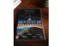 INDEPENDENCE DAY RESURGENCE NEW