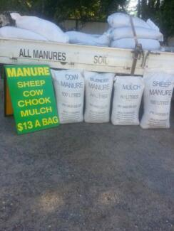 Shazza's Poo 4 U - All types of manure delivered Oakford Serpentine Area Preview