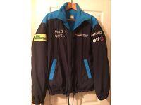 Men's jacket, Renault F 1