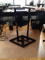 On-Stage Stands Studio Monitor Stands (Pair) Speaker Speaker