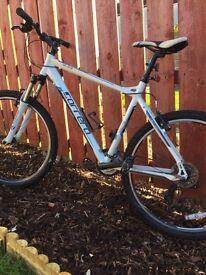 "Carrera mountain bike 20"" frame"